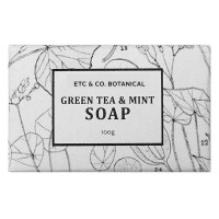 Green Tea Mint Soap