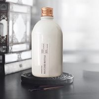 White Matches Bottle - Copper Lid